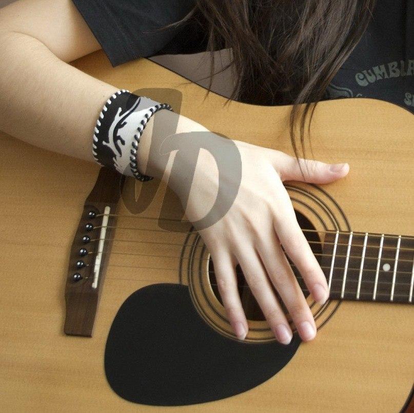 Кожаный браслет №60 - кожа