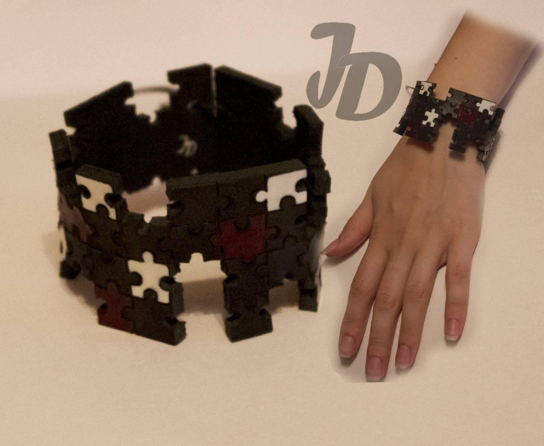 Кожаный браслет №72 - кожа