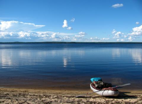 Озеро нюк рыбалка отчеты отзывы